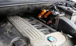 Reduzieren den Kraftstoffverbrauch bmw 525d 2,5