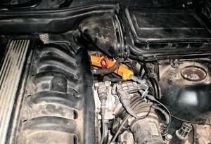 Reduzieren den Kraftstoffverbrauch bmw 528