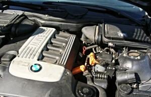 Reduzieren den Kraftstoffverbrauch bmw 530d 3,0