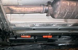 Reduzieren den Kraftstoffverbrauch bmw 735
