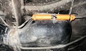Reduzierung des kraftstoffverbrauchs chrysler voyager 2,5
