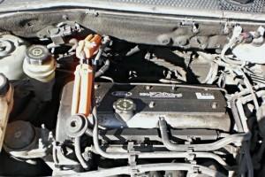 Reduzierung des Kraftstoffverbrauchs ford escort