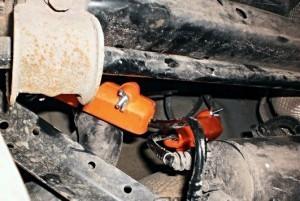 Reduzierung des Kraftstoffverbrauchs ford granada