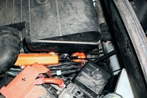 Reduzierung des Kraftstoffverbrauchs ford orion