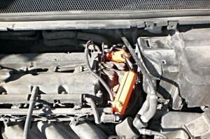 Reduzierung des Kraftstoffverbrauchs ford scorpio