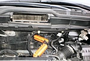 Reduzierung des Kraftstoffverbrauchs honda crv 2,0