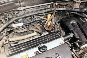 Reduzierung des Kraftstoffverbrauchs honda crv 2,0i