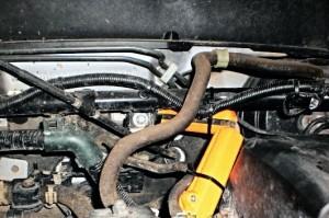 Reduzierung des Kraftstoffverbrauchs honda crv