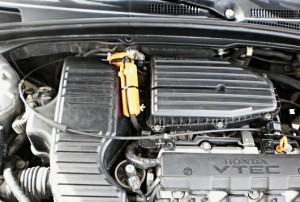Reduzierung des Kraftstoffverbrauchs honda civic