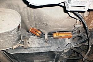 Reduzierung des Kraftstoffverbrauchs honda stream