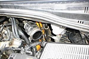 Reduzierung des kraftstoffverbrauchs hyundai getz