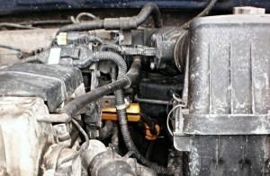 Reduzierung des kraftstoffverbrauchs hyundai santa fe