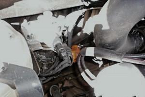 Reduzierung des kraftstoffverbrauchs hyundai tucson