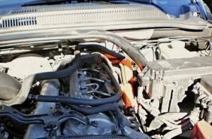 Reduzierung des kraftstoffverbrauchs Jeep commander