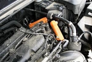 Reduzierung des Kraftstoffverbrauchs mazda 3