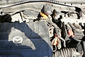 Reduzierung des Kraftstoffverbrauchs mazda 323