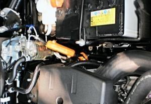 Reduzierung des Kraftstoffverbrauchs mercedes 200