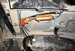 Reduzierung des Kraftstoffverbrauchs mercedes a170