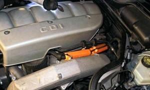 Reduzierung des Kraftstoffverbrauchs mercedes e270