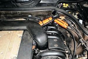 Reduzierung des Kraftstoffverbrauchs mercedes e280