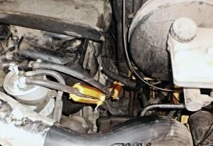 Reduzierung des Kraftstoffverbrauchs mercedes sprinter