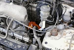 Reduzierung des Kraftstoffverbrauchs mitsubishi colt