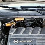 Reduzieren den Kraftstoffverbrauch opel insignia