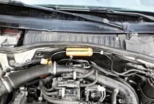 Reduzieren den Kraftstoffverbrauch opel vectra 1,8