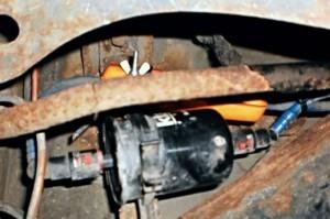 Reduzieren den Kraftstoffverbrauch opel vivaro