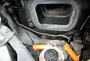 Reduzierung des kraftstoffverbrauchs renault trafic