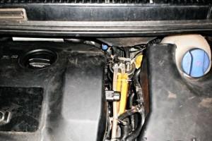 Reduzierung des kraftstoffverbrauchs seat alhambra