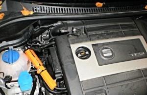 Reduzierung des kraftstoffverbrauchs seat leon