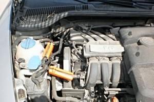 Reduzierung des kraftstoffverbrauchs skoda felicia