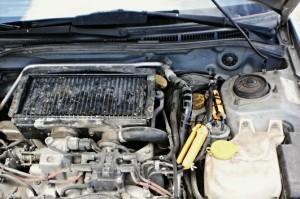 Reduzierung des kraftstoffverbrauchs subaru impreza