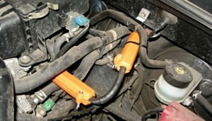 Verringerung des Kraftstoffverbrauchs toyota avensis verso