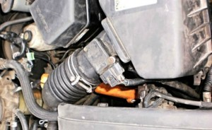 Verringerung des Kraftstoffverbrauchs toyota avensis