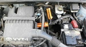 Verringerung des Kraftstoffverbrauchs toyota corolla 1,6
