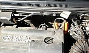 Verringerung des Kraftstoffverbrauchs toyota corolla 1,6vvt