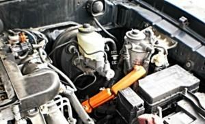 Verringerung des Kraftstoffverbrauchs toyota land cruiser prado