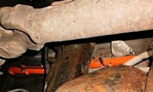 Verringerung des Kraftstoffverbrauchs toyota previa gas