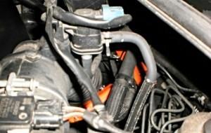 Verringerung des Kraftstoffverbrauchs toyota rav4 1,8