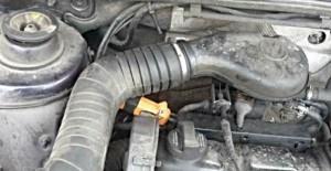 Verringerung des Kraftstoffverbrauchs volkswagen passat 1,8