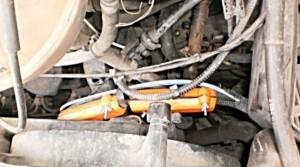 Verringerung des Kraftstoffverbrauchs volkswagen passat transporter 2,5