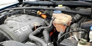 Verringerung des Kraftstoffverbrauchs volkswagen bora