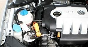 Verringerung des Kraftstoffverbrauchs volkswagen passat b6