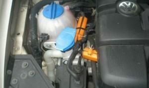 Verringerung des Kraftstoffverbrauchs volkswagen polo