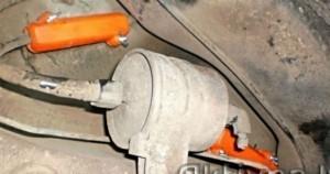 Verringerung des Kraftstoffverbrauchs volvo 440