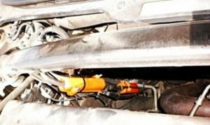 Verringerung des Kraftstoffverbrauchs volvo s80
