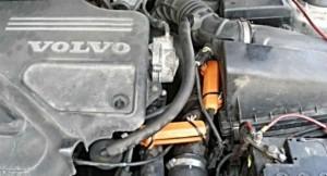 Verringerung des Kraftstoffverbrauchs volvo xc60 2,4
