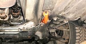 Verringerung des Kraftstoffverbrauchs volvo xc60